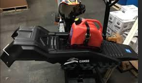 Camso Black Gas Caddy