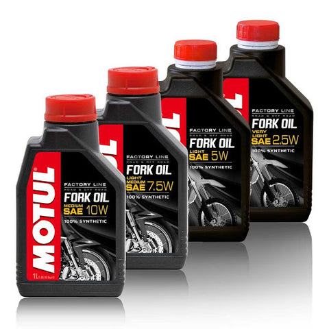 MOTUL FORK OIL FACTORY LINE