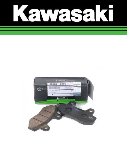 GENUINE KAWASAKI BRAKE PADS