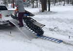 Rev arc snowbike ramp