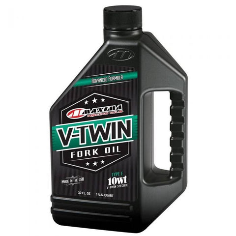 Maxima V-Twin Fork Oil