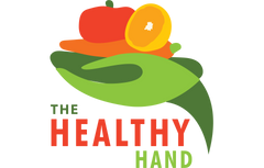 THE HEALTHY HAND  logo