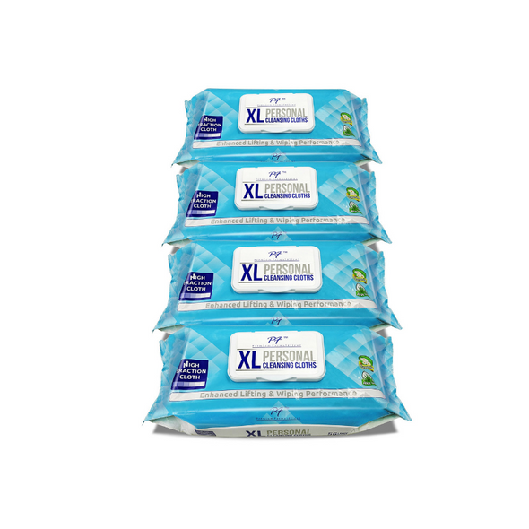 Premium Formulations High Traction XL Uber Thick Adult Wipe Wash Cloths