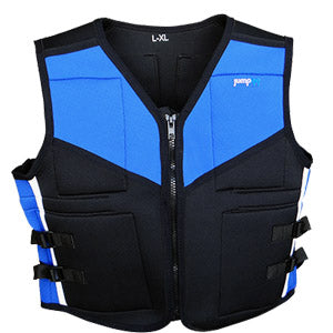 Jump99 Weighted Vest For Strength Training and Conditioning - Up To 50 lbs