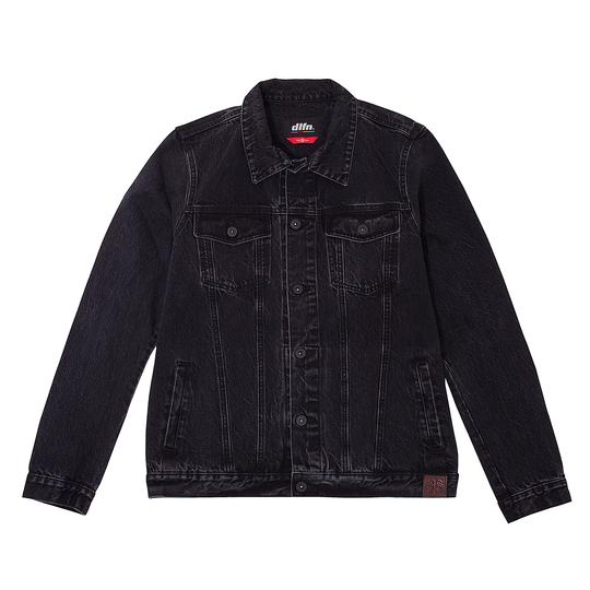 STAFF LOGO DENIM JACKET