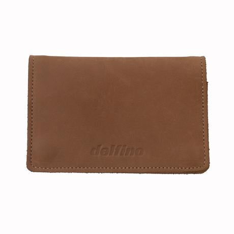 MULA - LEATHER WALLET - VEGETAL