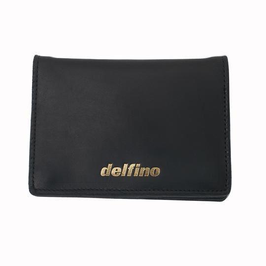 MULA - LEATHER WALLET - BLACK