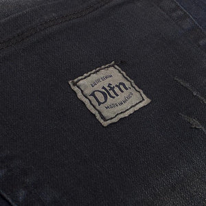 Open image in slideshow, BRONCO - DENIM DESTROYED JEANS - INDIGO