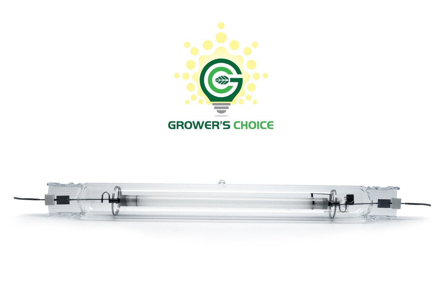 Grower's Choice 1000W HID Horticultural Grow Light Fixture - Hydroponics Greenhouse