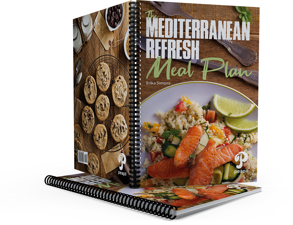 Mediterranean Refresh: Meal Plan