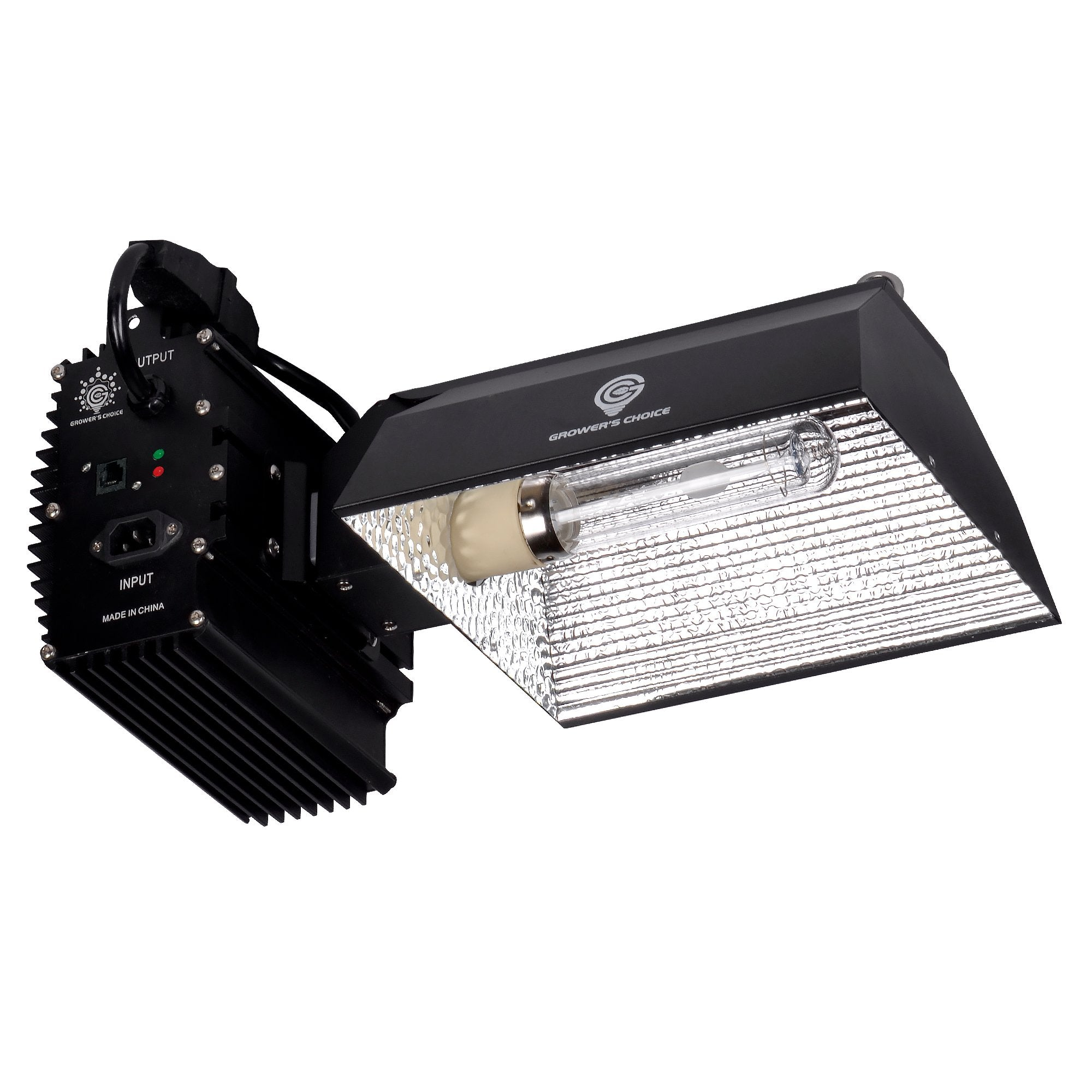Grower's Choice 315W CMH Horticultural Grow Light Fixture - Hydroponics Greenhouse