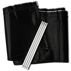 Gorilla Grow Tent 2' Extension Kit - Hydroponics Greenhouse