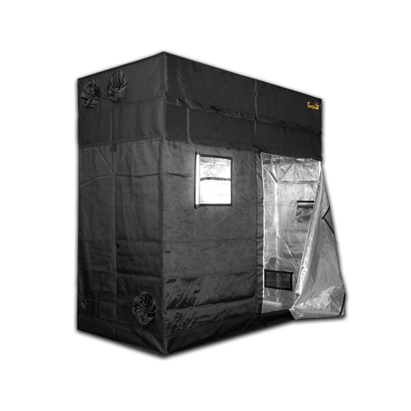 Gorilla Grow Tent 4' x 8' Heavy Duty Indoor Grow Tent - Hydroponics Greenhouse
