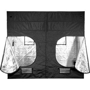 Gorilla Grow Tent 5' x 9' Heavy Duty Indoor Grow Tent - Hydroponics Greenhouse