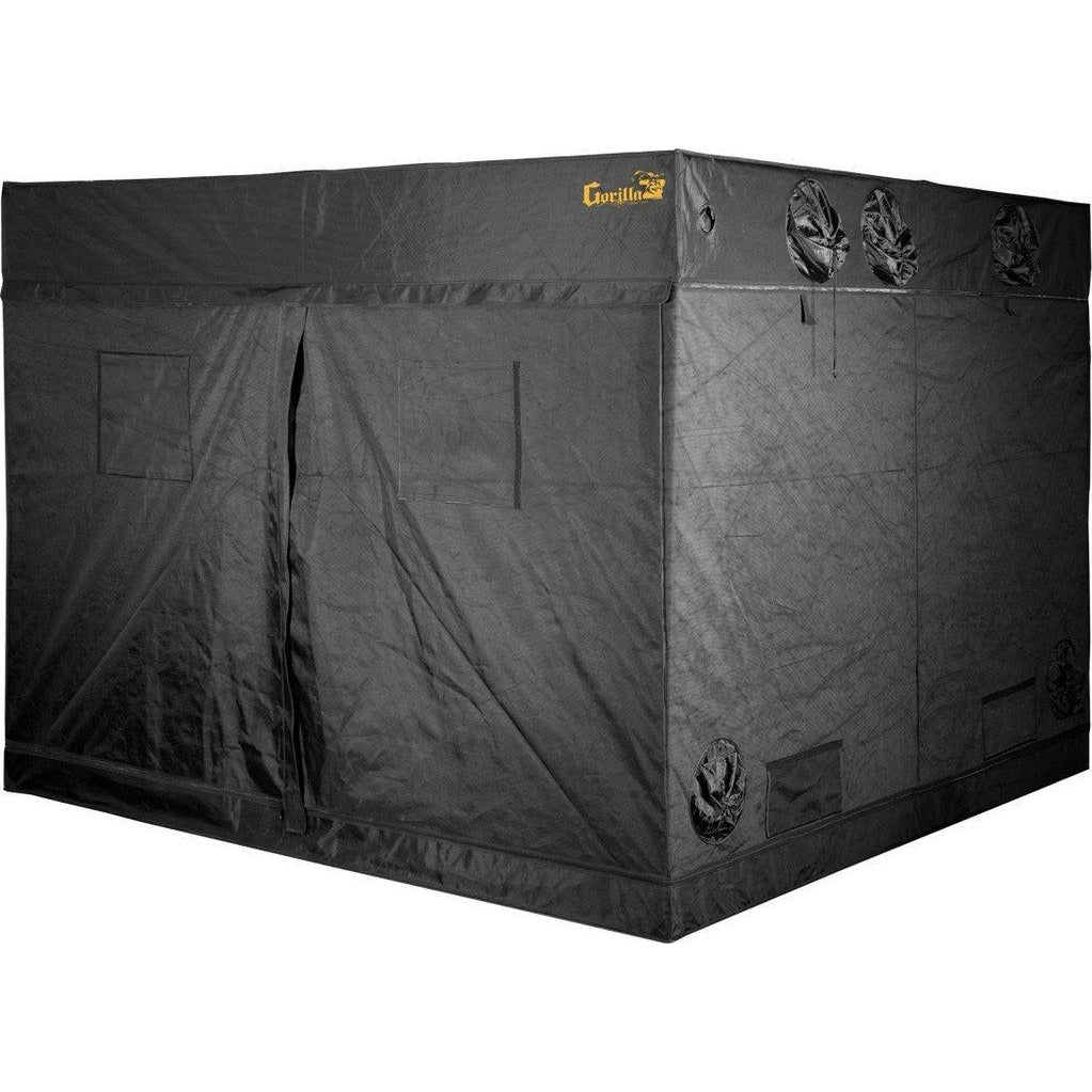 Gorilla Grow Tent 8' x 8' Heavy Duty Indoor Grow Tent - Hydroponics Greenhouse