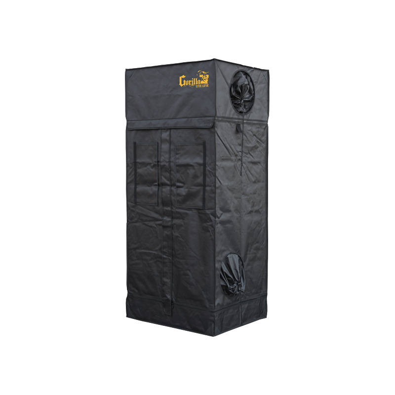 Gorilla Grow Tent LITE LINE 2' x 2.5' Indoor Grow Tent - Hydroponics Greenhouse