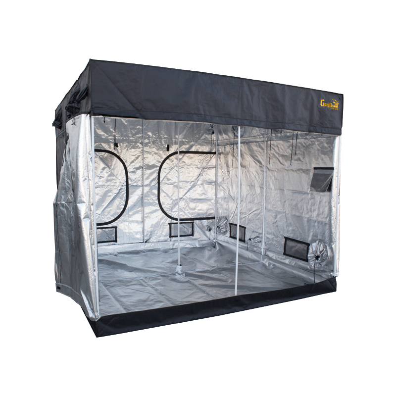 Gorilla Grow Tent LITE LINE 8' x 8' Indoor Grow Tent - Hydroponics Greenhouse