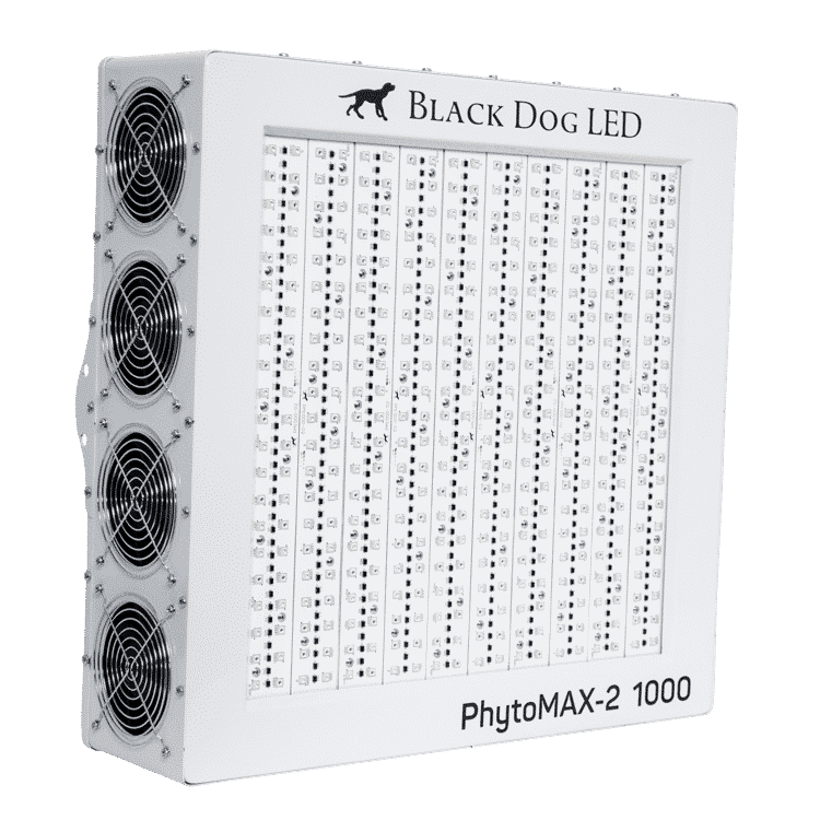Black Dog LED PhytoMAX-2 1000 LED Grow Light - Hydroponics Greenhouse