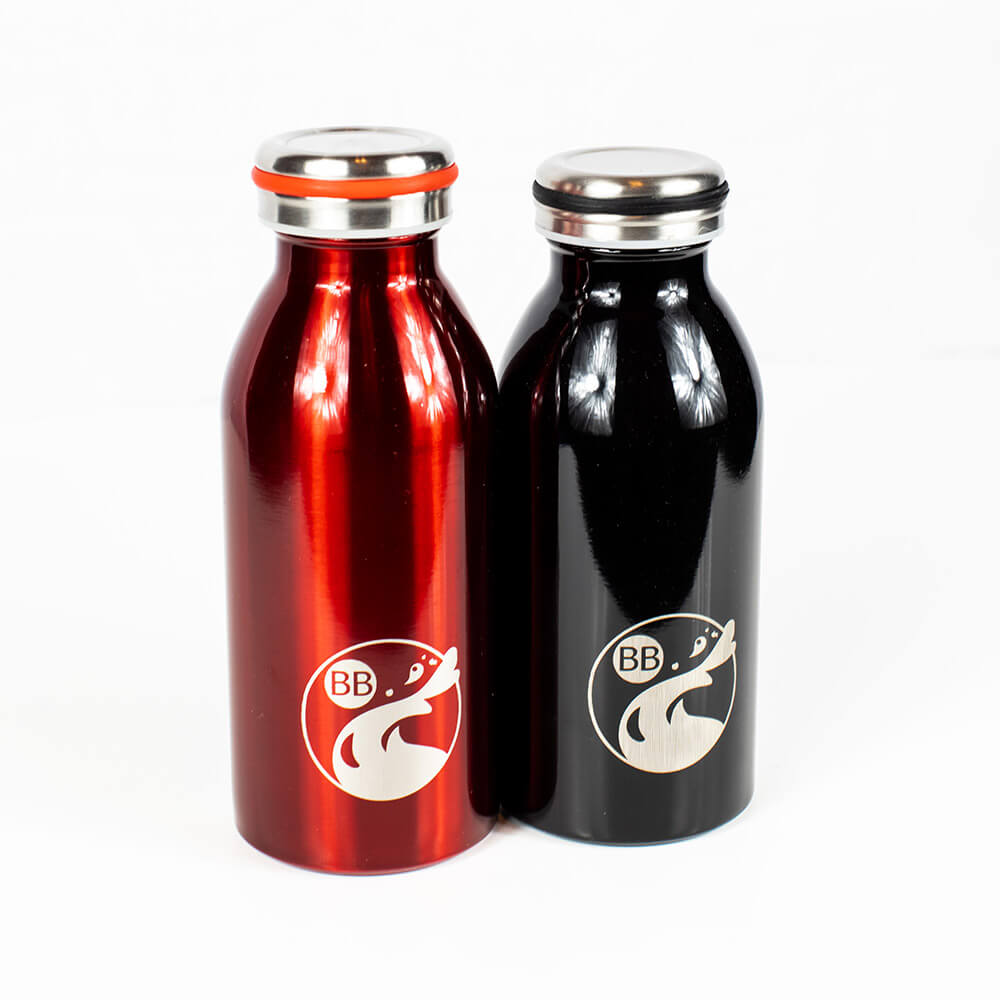 Daffodil Stainless Steel Bottle - Blossom Bottles