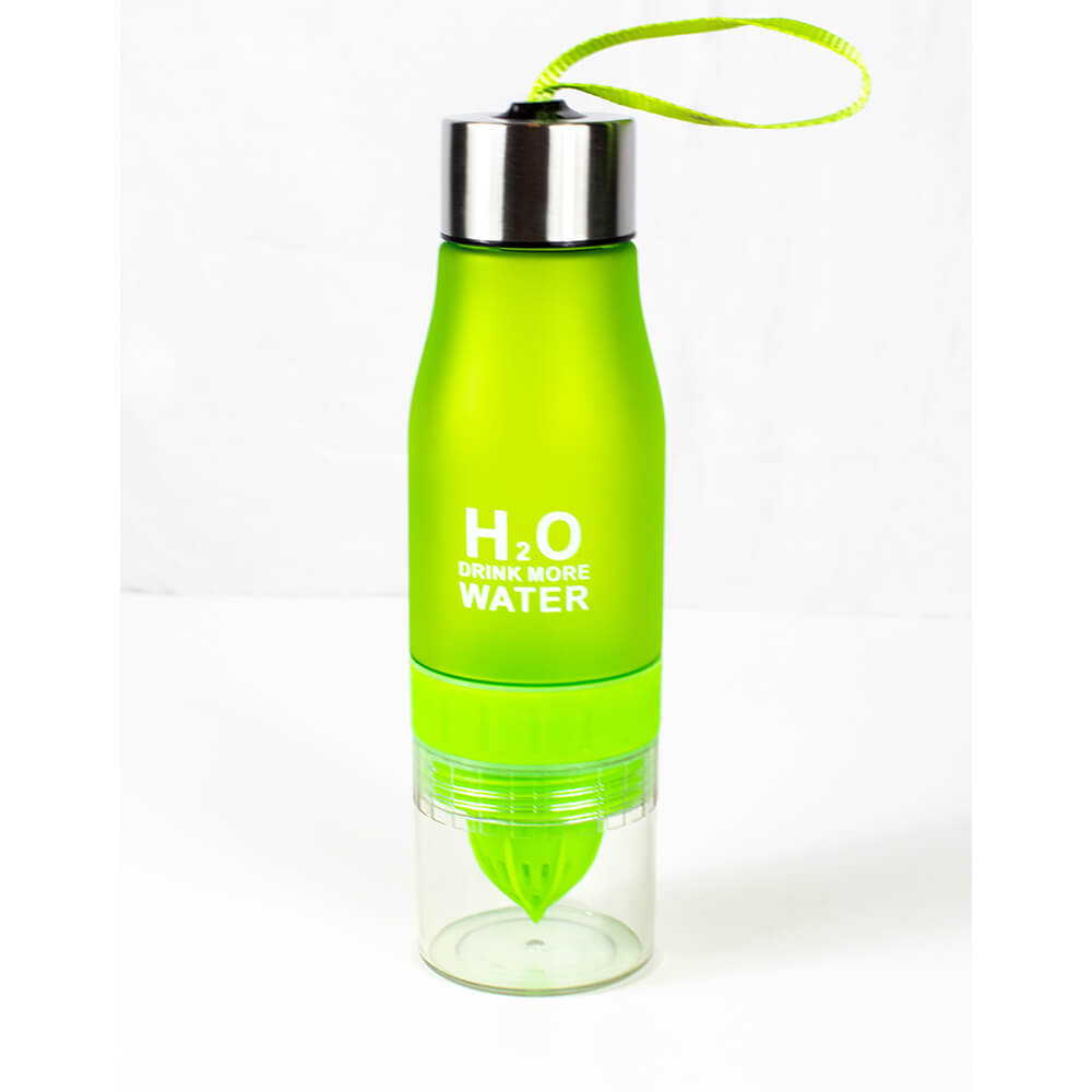 H2O Citrus Infusion Bottle - Blossom Bottles