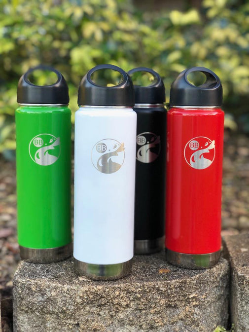 Cherry Blossom Stainless Steel Thermal Bottle - Blossom Bottles