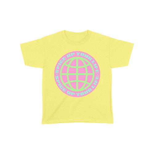 Yellow Spice Up Your Life Tee