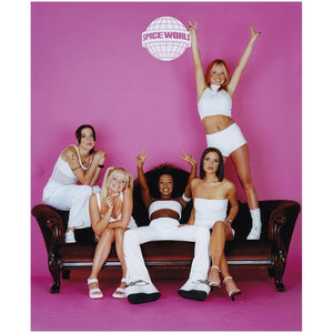 Spice Girls Nostalgia Litho