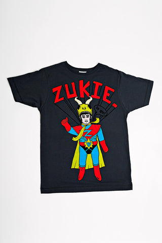 Zukie Man Black T