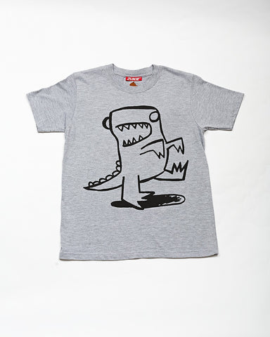 Zukie Man Grey T