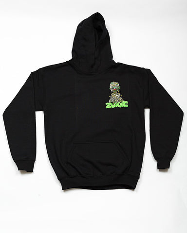 Mummy Hoody kids Black
