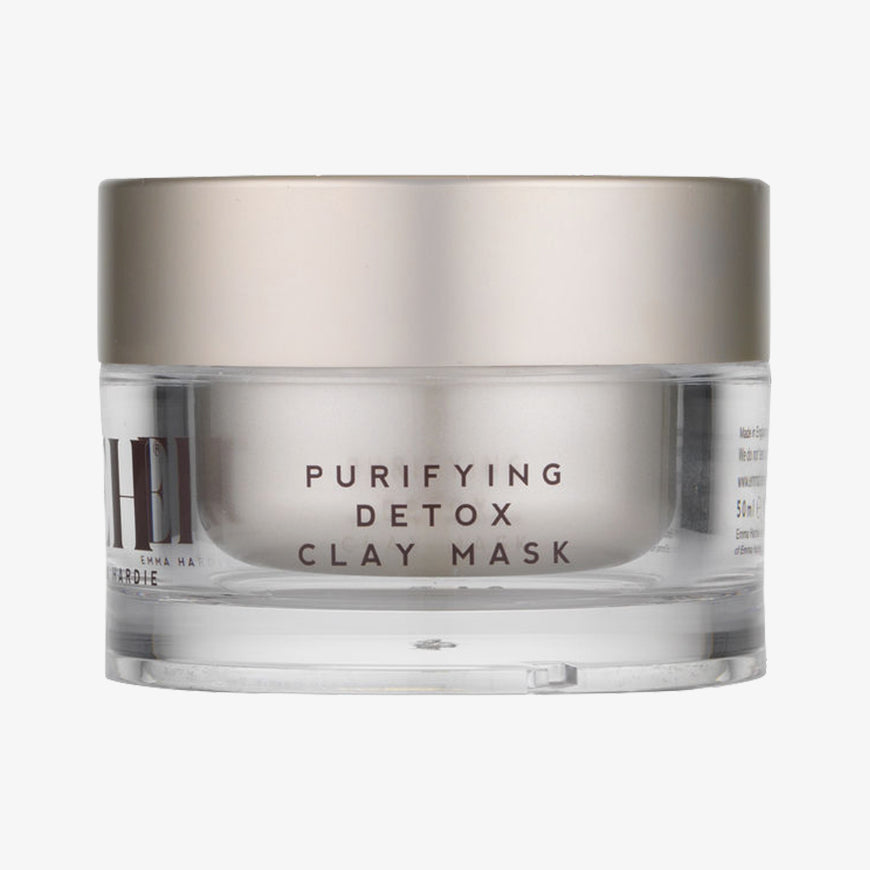 Purifying Detox Clay Mask