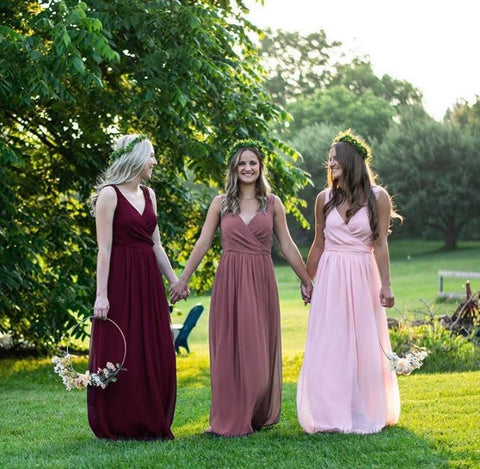 why you should rent bridesmaid dresses