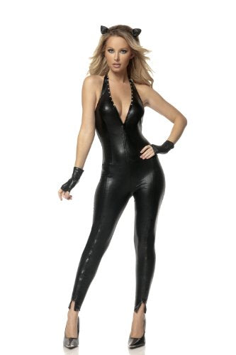Mystery House Cat Burglar Costume - M1338