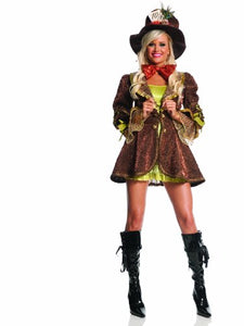 Mystery House Mad Hatter Costume -M1172