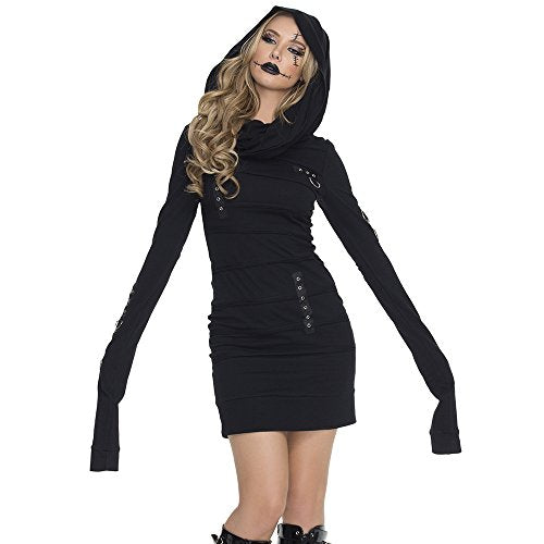 Mystery House Goth Zombie Costume - M1522