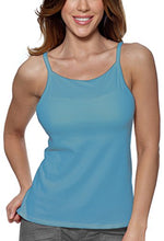 Load image into Gallery viewer, Alessandra B Cotton Underwire Bra High Neck Camisole - M3036