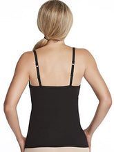 Load image into Gallery viewer, Alessandra B Lace Trim Classic Camisole with Underwire Bra - M3101