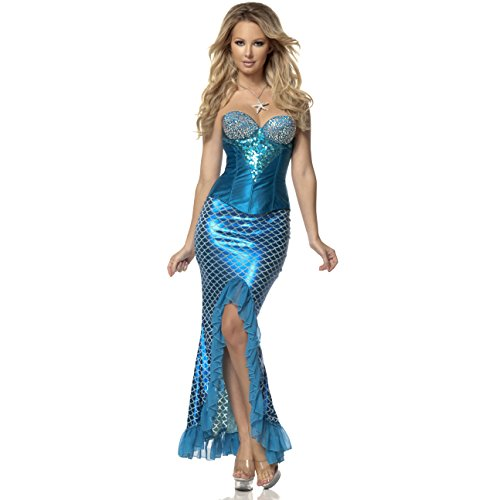 Mystery House Mermaid Deluxe Costume -M1329