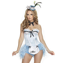 Load image into Gallery viewer, Mystery House Alice Deluxe Costume -M1532