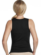 Load image into Gallery viewer, Alexandra B Underwire Bra Cotton Surplice Tank Top - M3153