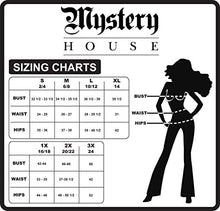 Load image into Gallery viewer, Mystery House Showgirl Costume - M1121