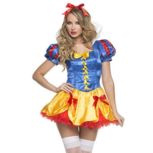 Mystery House Snow Prince Costume - M1381