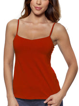 Load image into Gallery viewer, Alessandra B Underwire Bra Cotton Classic Camisole - Style M3001