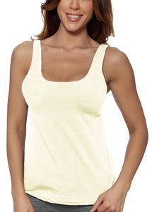 Alessandra B Underwire Bra Cotton Sports Tank Top- Style M3021