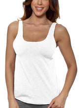 Load image into Gallery viewer, Alessandra B Underwire Bra Cotton Sports Tank Top- Style M3021