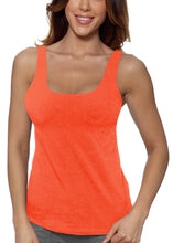 Load image into Gallery viewer, Alessandra B Underwire Bra Cotton Sports Tank Top- Style M3021 - MORE Colors
