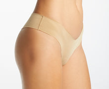 Load image into Gallery viewer, Alessandra B 2 Pack Camel Toe Cover Thong - M7711-2