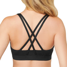 Load image into Gallery viewer, Alessandra B Wire-Free Molded Cup Sports Bra M8896