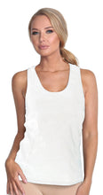 Load image into Gallery viewer, Alessandra B Yoga Underwire Racer Back Tank with Smooth Seamless Cups