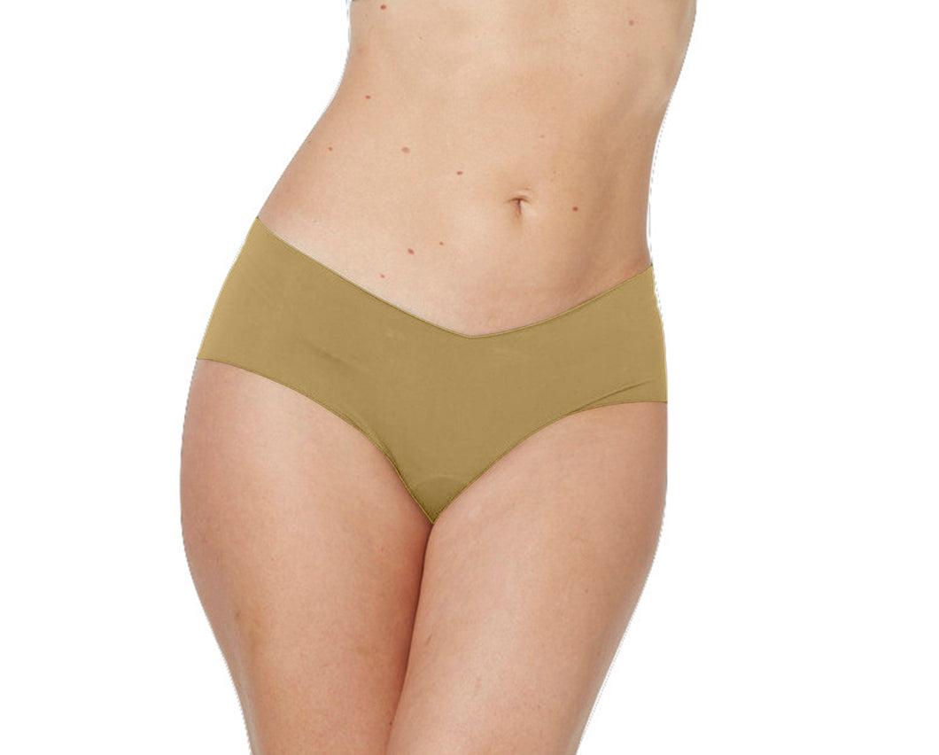 Alessandra B Camel Toe Cover Brief Style M7712